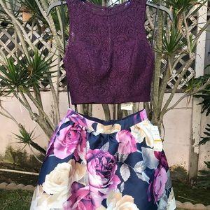 Dresses & Skirts - NWT 2-Piece Top + Skirt